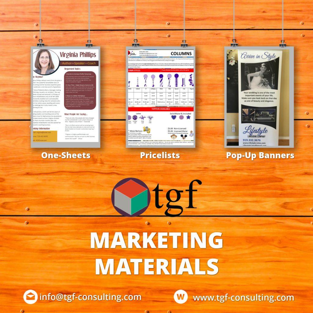 TGF Consulting Inc. - Instagram Ad