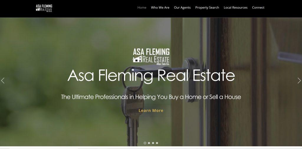 Asa Fleming Real Estate