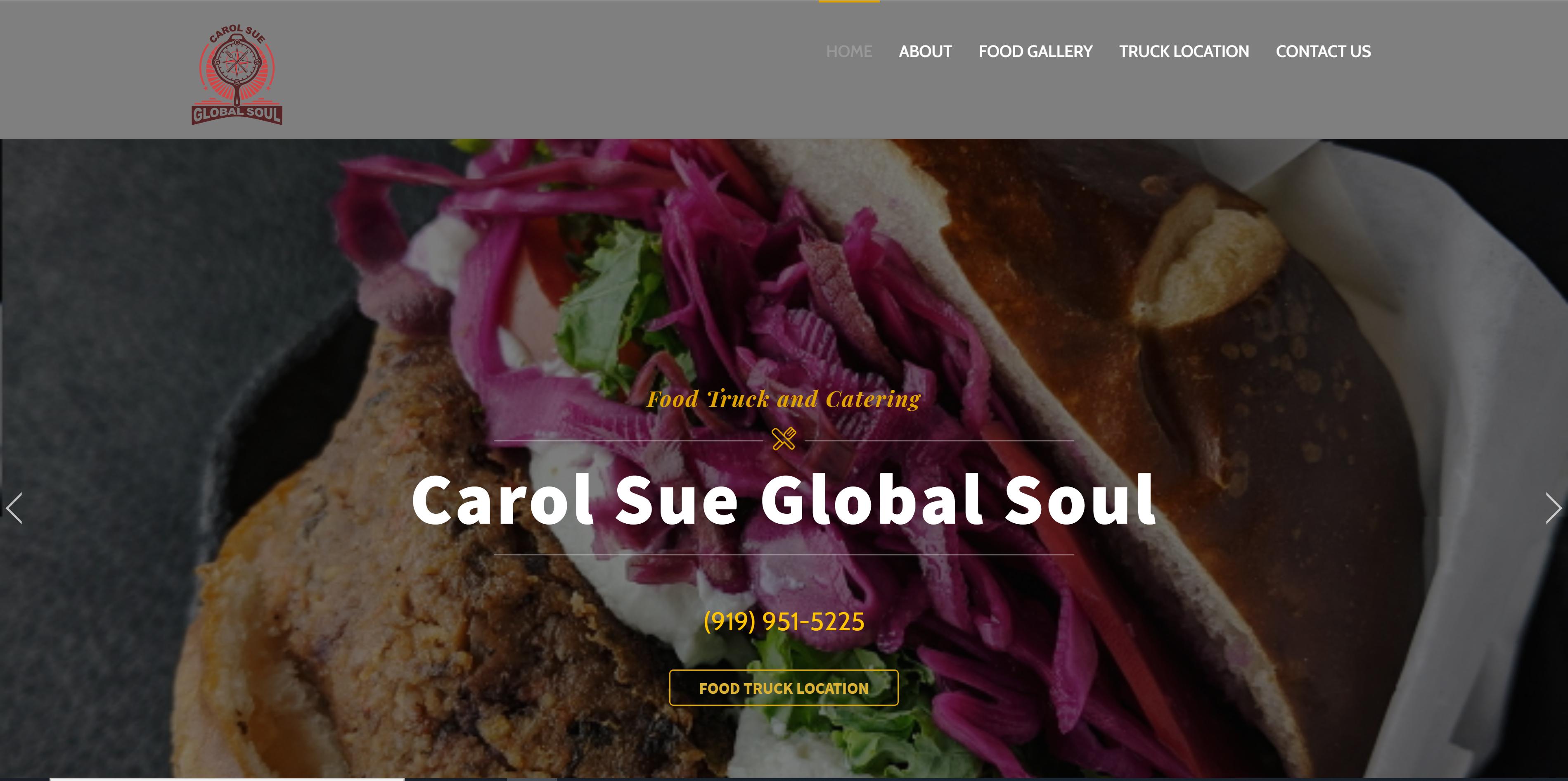 Carol Sue Global Soul