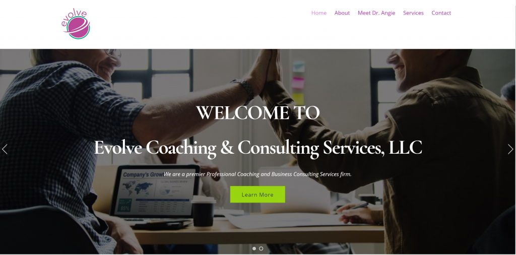 Evolve Coaching & Consulting Services