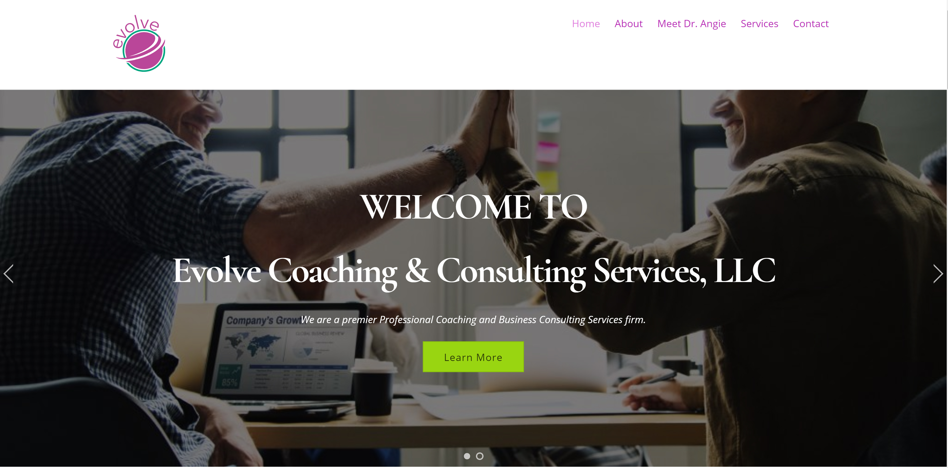 Evolve Consulting, LLC