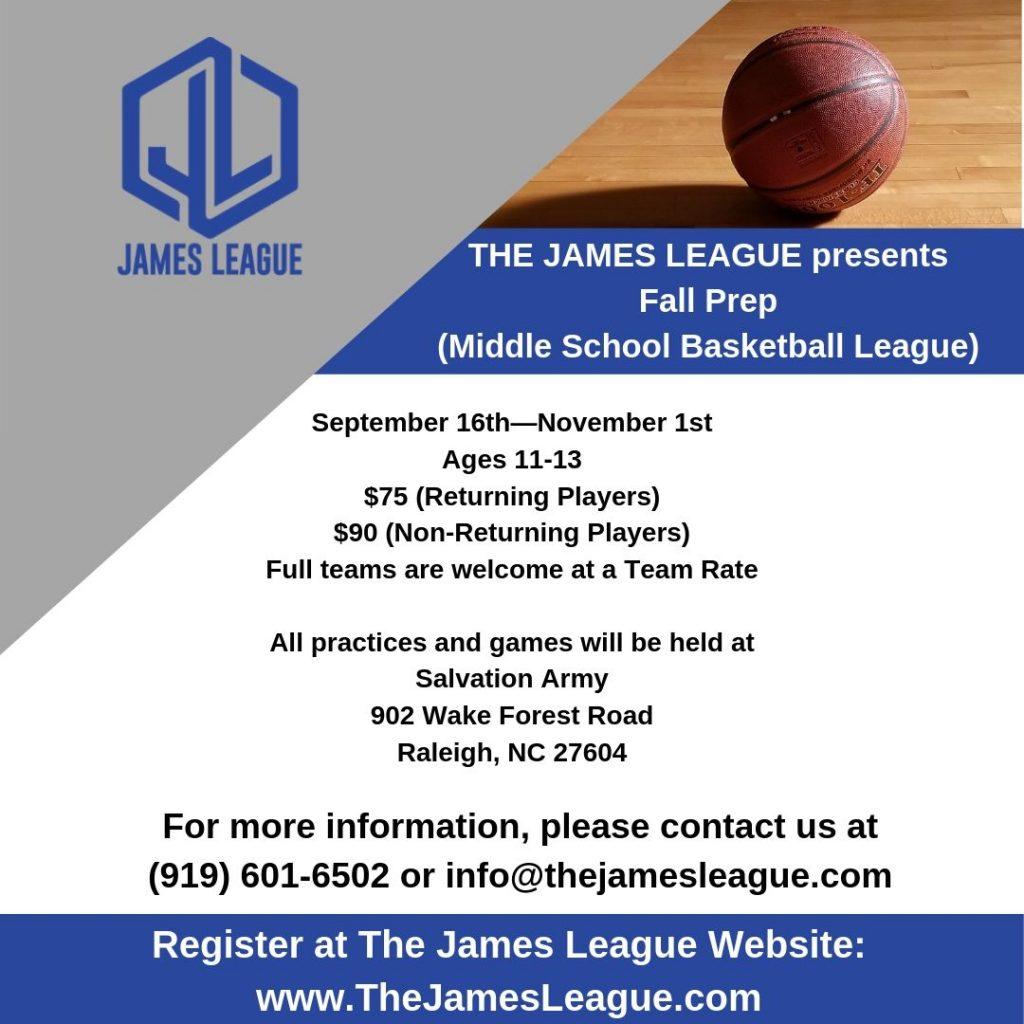 The James League Basketball Academy  - Instagram Ad