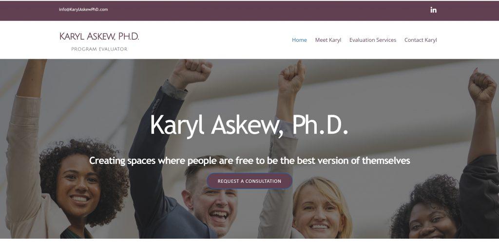 Karyl Askew, Ph.D. - Program Evaluator
