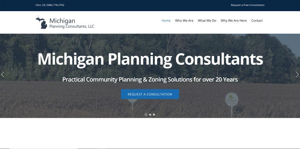 Michigan Planning Consultants