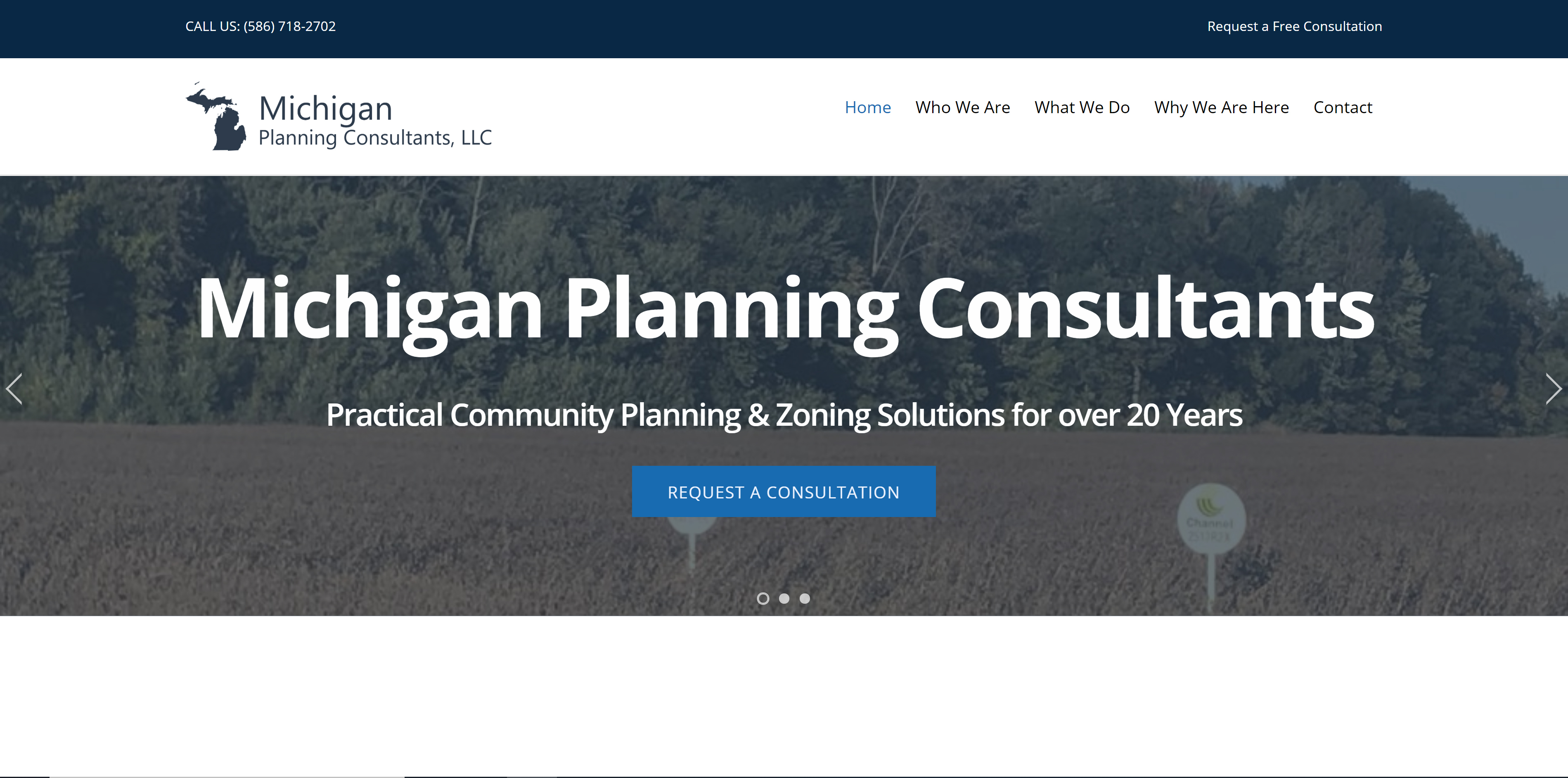 Michigan Planning Consultants